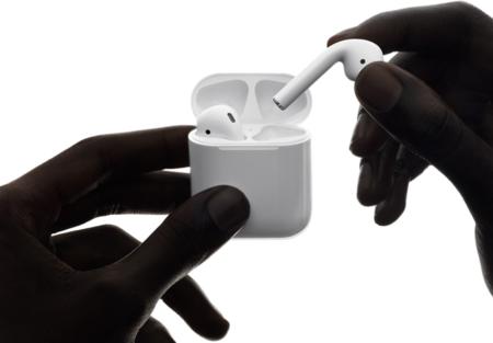Los AirPods ya están disponibles en la Apple Store, con plazo de entrega el 20 de diciembre