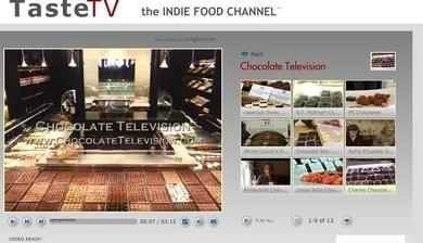Taste TV: canales de cocina online