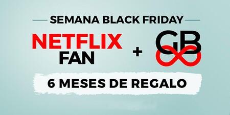 Virgin telco regala Netflix y gigas ilimitados por el Black Friday