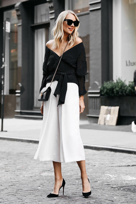 Nueve inspiradoras ideas si quieres saber cómo llevar pantalones culotte durante todo el año