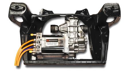 swindon mini clásico eléctrico