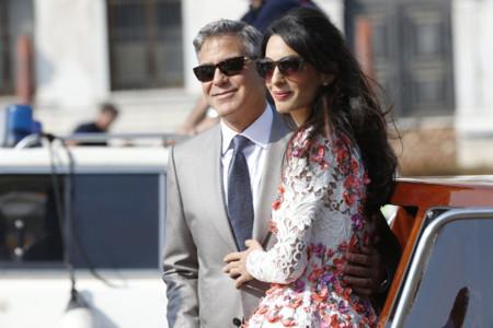 ¡George Clooney y Amal Alamuddin ya son marido y mujer!