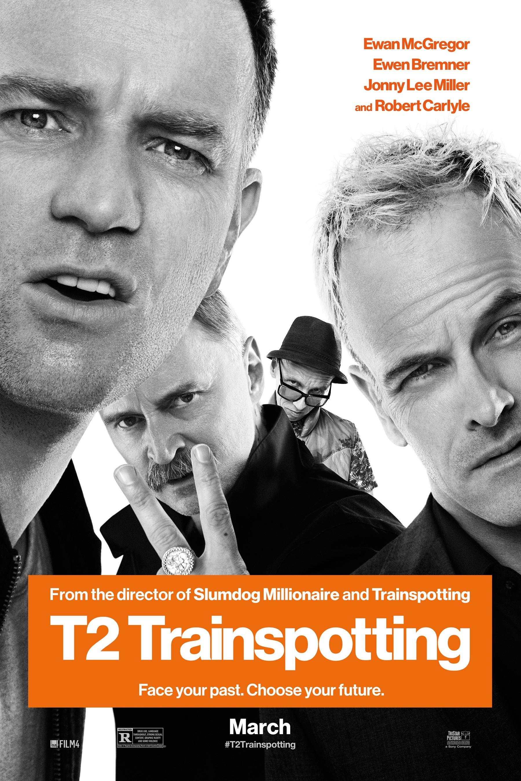 Carteles de 'Trainspotting 2'