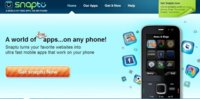 Facebook compra Snaptu: buscando usuarios en otros continentes