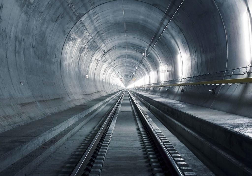 China tiene el túnel de metro más largo del mundo y otros dos túneles de récord (y lo que está por venir)