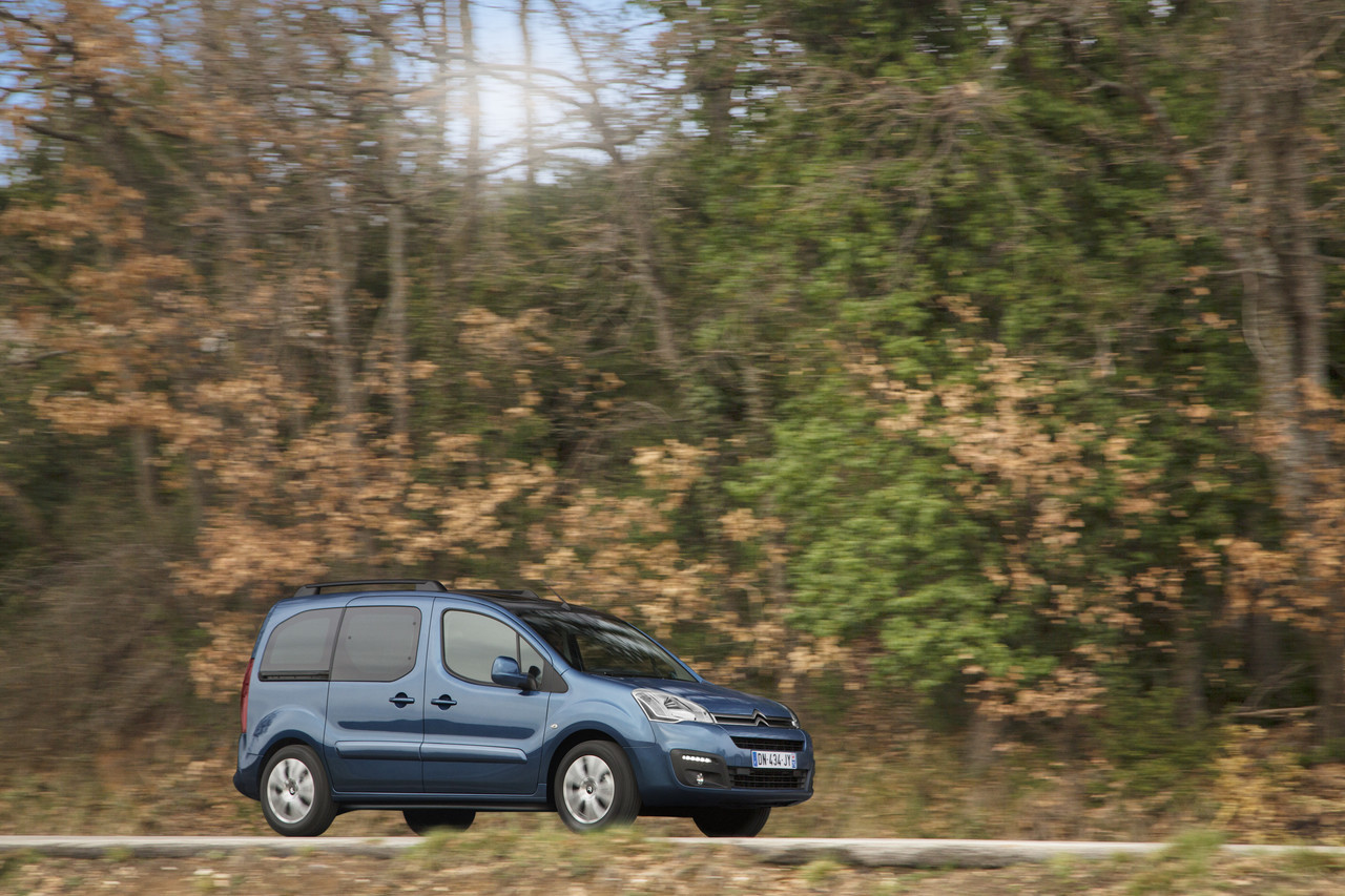 Foto de Citroën Berlingo (42/61)
