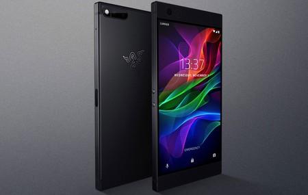Razer Phone: el móvil para jugones viene con  8GB de RAM, pantalla de 120Hz y excelente sonido