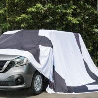 Nissan se sube al carro de los 'teaser'... con una furgoneta