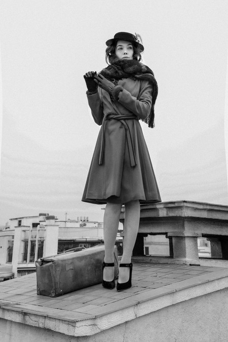 El Ganso ha creado esta colección tan ideal inspirada en Mary Poppins con Ana Rujas como protagonista