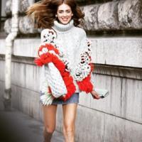 ¿Eso es un Delpozo?, ¡sí, y esa es Chiara Ferragni paseándose por París!