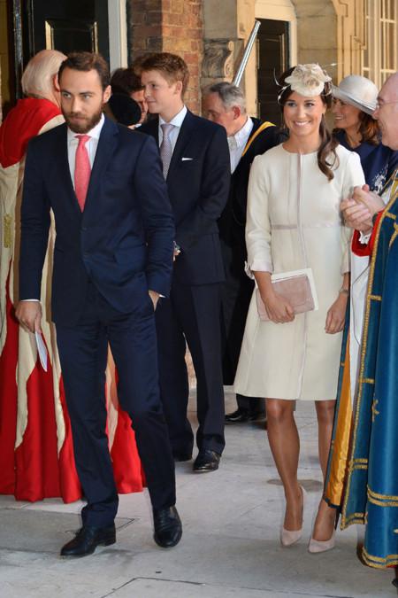 Pippa Middleton vestido bautizo George