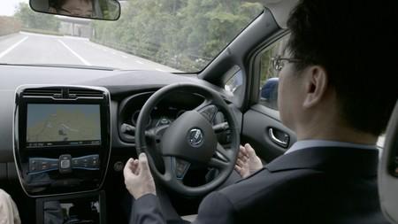 Nissan Conduccion Autonoma 100