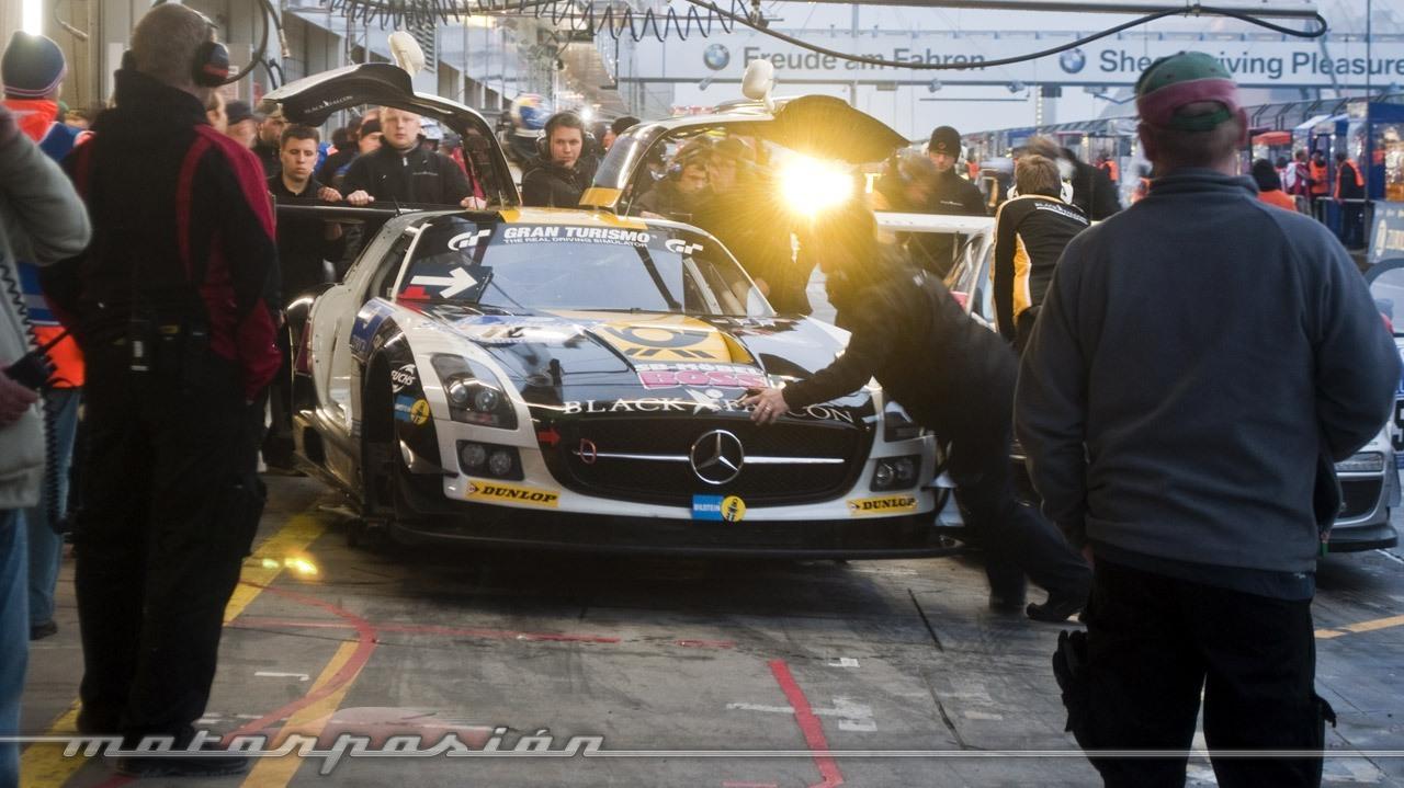 Foto de La increíble experiencia de las 24 Horas de Nürburgring (20/114)