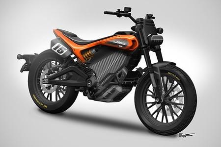 La segunda moto eléctrica de Harley-Davidson tendrá menos potencia y será más ligera que la LiveWire