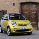 Smart fortwo cabrio 2016: al volante del descapotable más pequeño del mercado