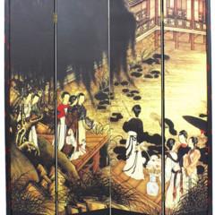 Foto 3 de 7 de la galería biombos-de-estilo-oriental en Decoesfera