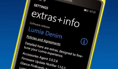 Los usuarios de la Preview for Developers también podrán actualizar a Lumia Denim