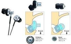 Sony MDR-EX90SL, el auricular que se adapta a tu oído