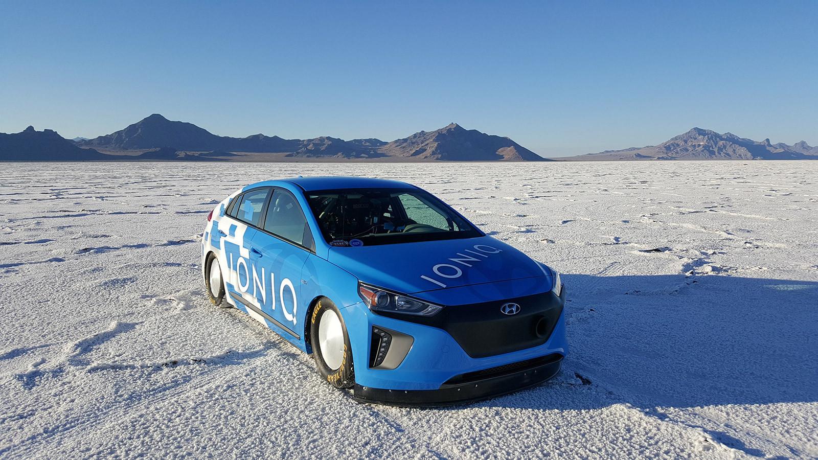Foto de Prototipo del Hyundai Ioniq (3/10)