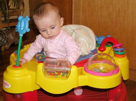 Ideas al jugar con niños de cero a tres años