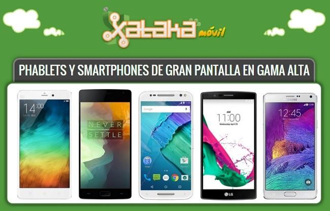 Phablets Gama Alta