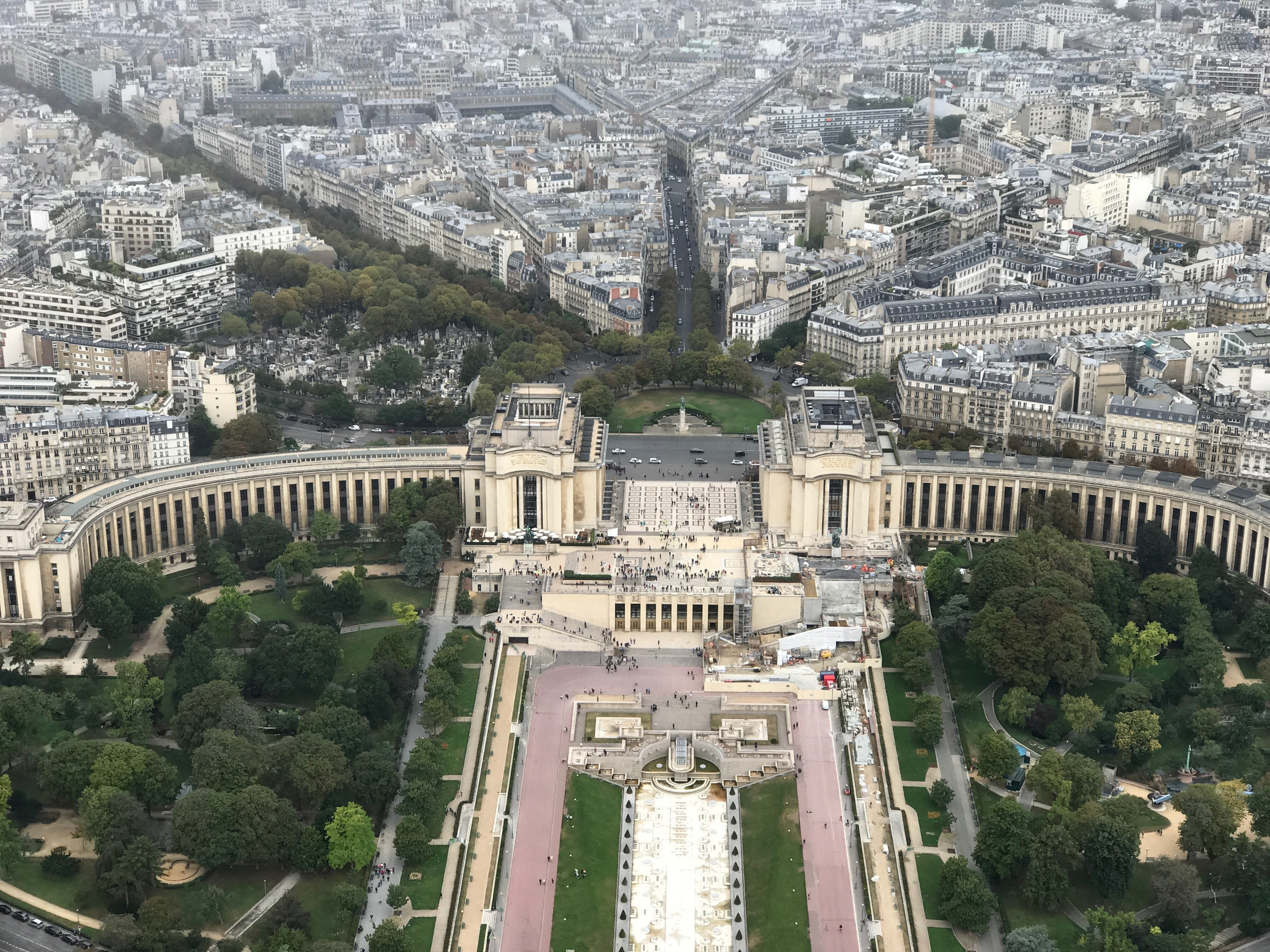 Foto de Zoom iPhone 7 Plus desde la Torre Eiffel (2/10)