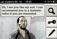 Ben the Bodyguard, recopila la información importante en tu iPhone con estilo