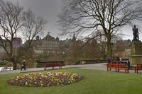 Princes Street Gardens en Edimburgo. Tus fotos de viaje