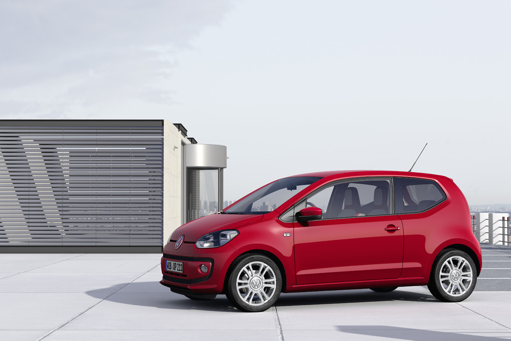 Foto de Volkswagen Up! (17/75)