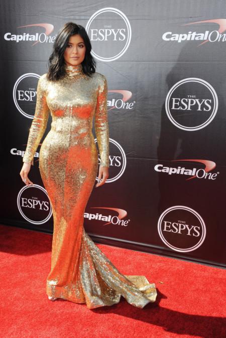 Kendall Kylie Jenner Espy Premios 2015 3