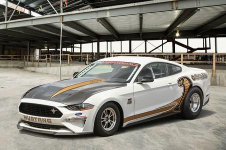 Devorar el asfalto a bordo del nuevo Ford Mustang Cobra Jet te costará más de 2 millones y medio de pesos