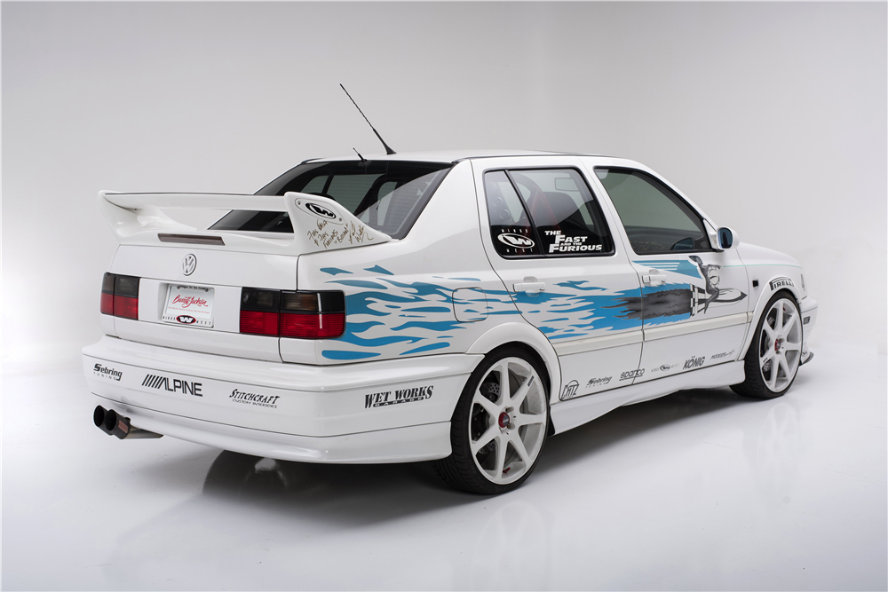 """Volkswagen Jetta """"The Fast & The Furious"""""""