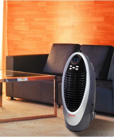 4 refrescantes ofertas en climatización Honeywell y Haverland válidas hasta medianoche en Amazon