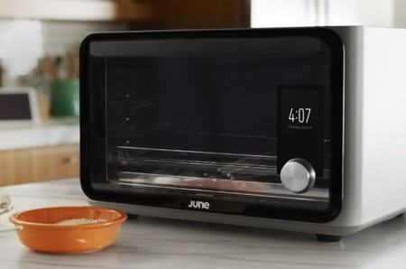 """Cocinar será más fácil con """"June"""", el horno inteligente con Nvidia"""