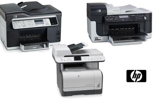 Impresoras multifunci n hp para peque as oficinas - Impresoras para oficina ...