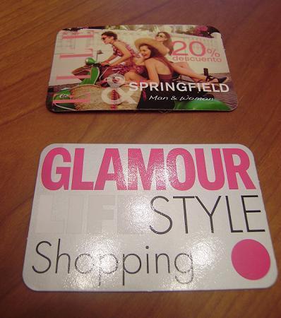 Ahorra en tus compras de moda con las tarjetas descuento de las revistas