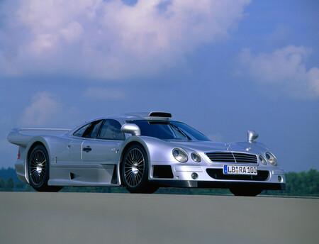 Mercedes CLK GT1
