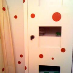 Foto 2 de 3 de la galería un-bano-a-lunares en Decoesfera