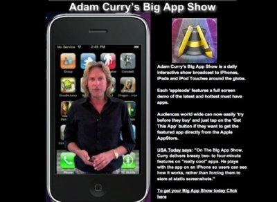 The Big App Show: una forma diferente para conocer cómo funcionan algunas aplicaciones en iOS