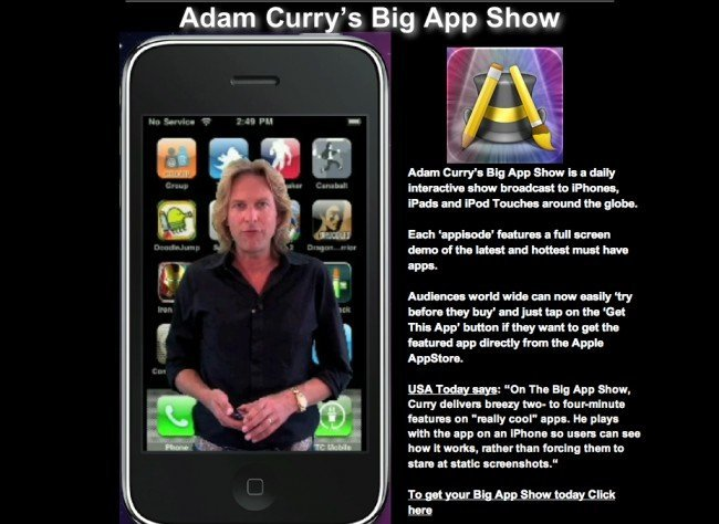 big app show como funcionan apps iOS