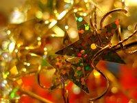 Fiesta de Nochevieja: los hombres, maquillados