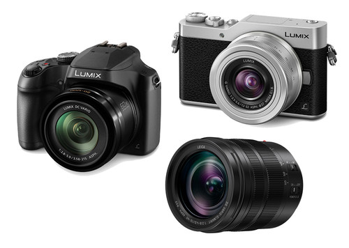 Más novedades Panasonic: Lumix GX800 y FZ82 y objetivo Leica 12-60 mm ƒ2.8 – 4.0