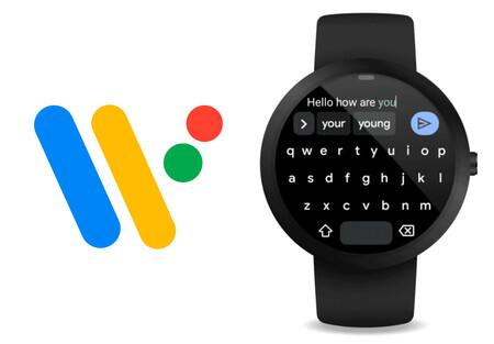 Google lanza su teclado Gboard en los relojes Wear OS