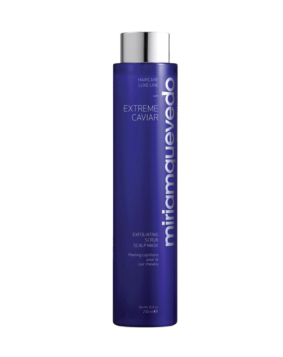 Exfoliante para el cuero cabelludo de Miriam Quevedo