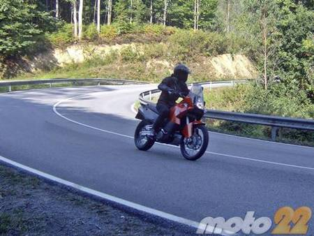 KTM 990 Adventure, la prueba (3/4)