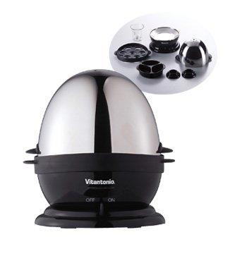 Electric boiler para cocinar huevos