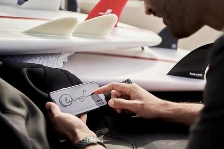 Cómo firmar documentos digitalmente en el iPhone o Mac sin necesidad de impresora