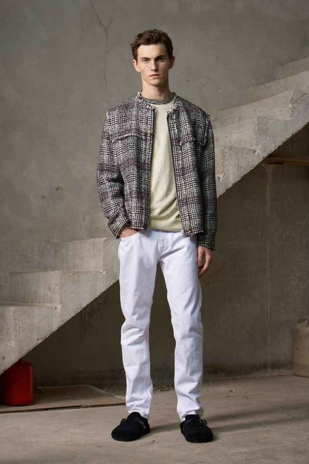 Isabel Marant Fall Winter 2018 2019 Menswear Collection 16