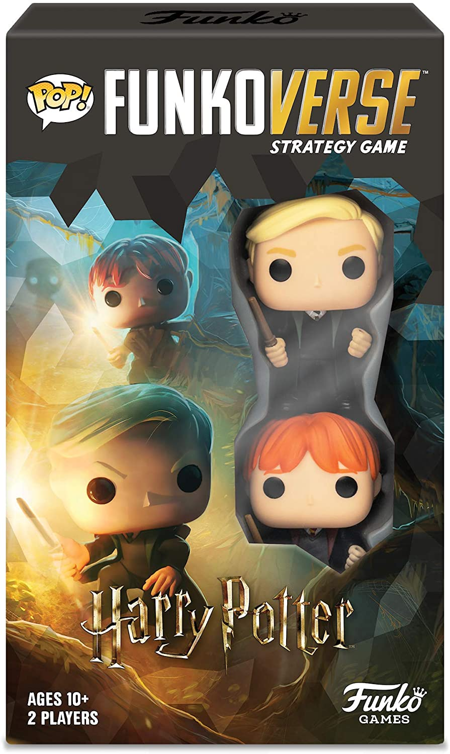 FunkoVerse Board Games: Harry Potter Pop Expandalone