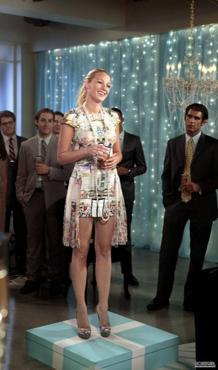 Xoxo Gossip Girl Los 10 Mejores Vestidos De La Serie